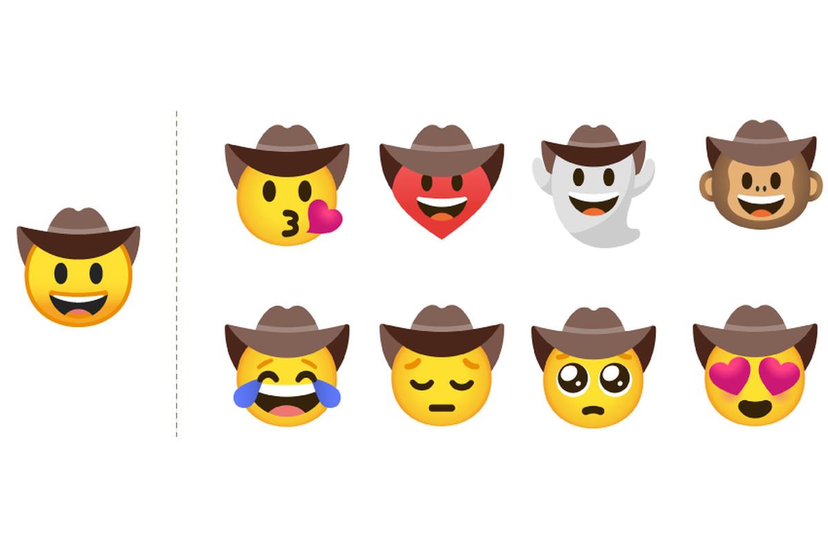 Gboard mashup emoji
