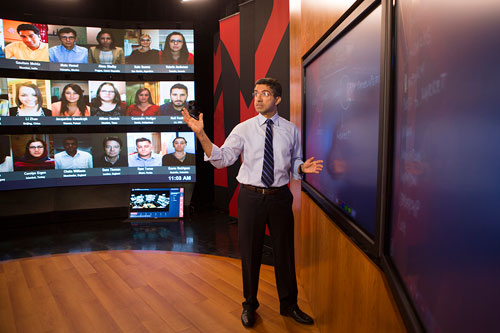 lessons Harvard Virtual Classroom