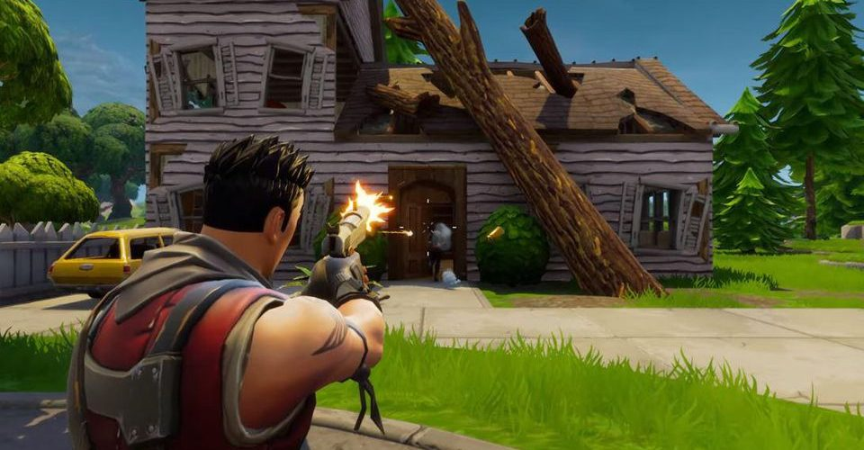 When did Fortnite battle royale come out?